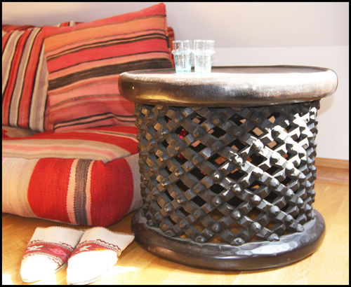 Bamileke Stool/ Table Cameroon/ Coffee table