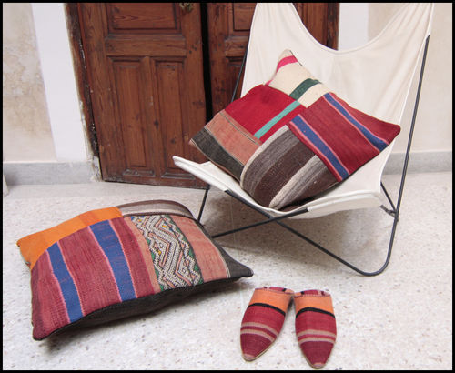 Cushion Nomade/ Bohemian pillow/